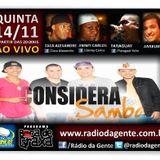 Programa Boca de Graxa - Grupo Considera Samba - Rádio da Gente - Programa Boca de Graxa -