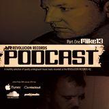 REVOLUCION RECORDS Podcast Volume 12 / January 2013 : MIKE13 and MARK ELLISON
