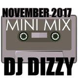 DJ Dizzy - MiniMix: November 2017