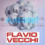 Flavio Vecchi @ Marionet 02 - (at Studio54), Bologna - 08.10.2016