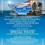 FULL LIVE RECORDING OF SPECIAL TOUCH 24TH ANNIVERSARY BOAT PARTY (SUN 18TH AUG 2019)