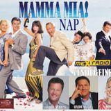 Mamma Mia nap - Melinda műsora-a Mex Rádióban ( http://mexradio.hu ) elhangzott műsor (2019.05.31.)