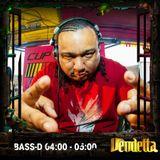 DJ Bass-D @ Dominator Festival 2015 Presidents of Pain