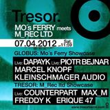 Counterpart (Live PA) @ MO's FERRY Meets M_REC LTD - Tresor Berlin - 07.04.2012