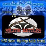 The H2O Show on Wu-World (Wu-Tang) Radio with VX