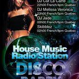 DJ Cut La Carte live @ House Music Radio Station 29.6.2013
