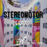 Storm Radio 07 // Stereomötor DJ en Radio Hotel Me Madrid