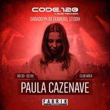 Paula Cazenave @ CODE 128 (Fabrik, Madrid) 24 Feb 2018