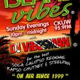 Island Vibes Show from Sept 01 2019