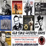 176- Old Time Country Shots (1 Junio 2019)