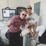 DJ Sober and Nina Sky @ The Lot Radio 08:02:2016
