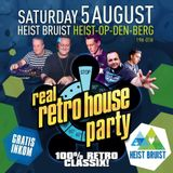 Just-K @ Real Retro House Party (Heist Bruist)