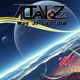 DJ Altavozzz - Way of Life 018 (Twenty Fourteen)