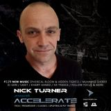 Nick Turner - ACCELERATE #129