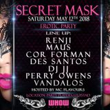 Secret Mix 2018 by Vandalos