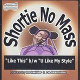 U like my style - Live vinyl @ Radio Canut