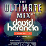 Nemesis - The Ultimate Mix Radio Show (052) 19/01/2016 (Guest David Herencia)