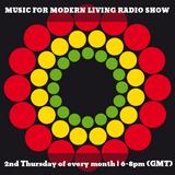 Music For Modern Living Radio Show w/ Nigel Gentry | November 2018 | blueingreenradio.com