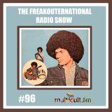 The FreakOuternational Radio Show #96 30/09/2017