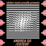 Obskur Radio - Episode 008 - Andrea Su (April 24, 2017)