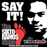 The Sixto Ramos Show #1 - Sixto Ramos (Rosie Perez)