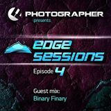 Binary Finary - Guest mix for Edge Sessions with Photographer