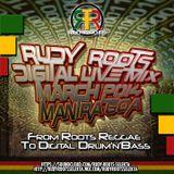 RUDY ROOTS - DIGITAL LIVE MIX INA GOA 2014
