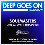 Max River - Deep Goes On 038 with Max River
