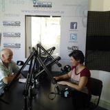 Guy Lussier, Laura Edith Adaro, Alejandra Zuccoli en La otra agenda con Carlos Clerici Yoga y Sonido