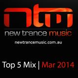 NTM Top 5 March 2014