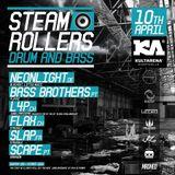 Promo Mix 10th April Kultarena (Bern, Switzerland)