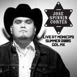 Jose Spinnin Cortes - Live At Monica's (Summer 2005)