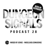 Dungeon Signals Podcast 28 - JENSE
