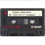 Beksinski 1991-03-17 końcowy fragment ostatniego Wieczoru Płytowego