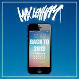 BACK TO 2013 // @MaxDenham