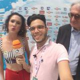 Giffoni 2018 - Intervista a Lodovica Comello e Ernesto Caffo - RadioSelfie.it