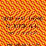 Quod Erat Techno #1 by Miron Ghiu