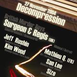 "British Murder Boys at ""Decompression"" at LVC (Leiden - Holland) - 27 November 2004"
