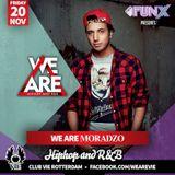 "FunX Radio: The Mix - Episode 85 - ""We Are"" Liveset @ Club Vie"