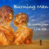Lolo Live Set - Burning Man