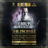 Promomix Early legends by Scope DJ