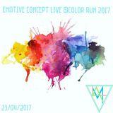 EMOTIVE CONCEPT LIVE @COLOR RUN 2017 23-04-17 BY ALM DJ