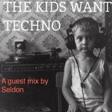 "Seldon's guest mix for ""The kids want techno - Hungary"" community"