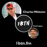 Charles Webster interview on 1BTN with Fred Lopez l 28-04-18