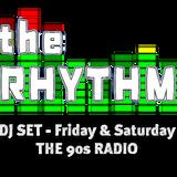 The 90's Radio Show - 1993 part 2 - The Rhythm #016