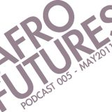 Afrofutures Podcast 005 - Shackleton Voodoo Drums