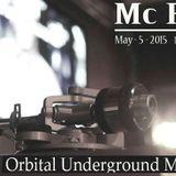 Mc Fly (Orbital Underground Music) May_2015