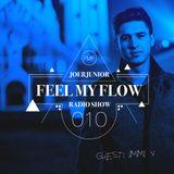 JOERJUNIOR - Feel My Flow (Radio Show) 010 [Guest: IMMI V]