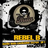 Rebel B - Radio Nula Exclusive Mix 20/44 pt 1