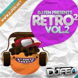 DJ FEN - Retro al cuadrado Vol.2